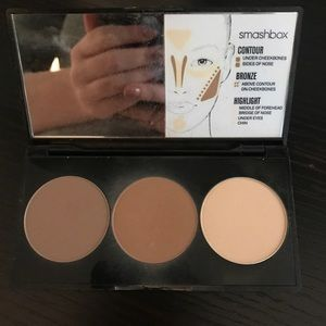 Other - smash box bronzer highlighter